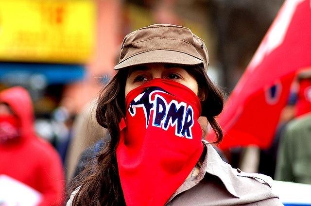 Risultati immagini per Frente Patriotico Manuel Rodriguez
